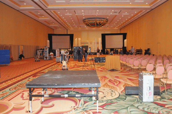 Crew  - Show And Event Services